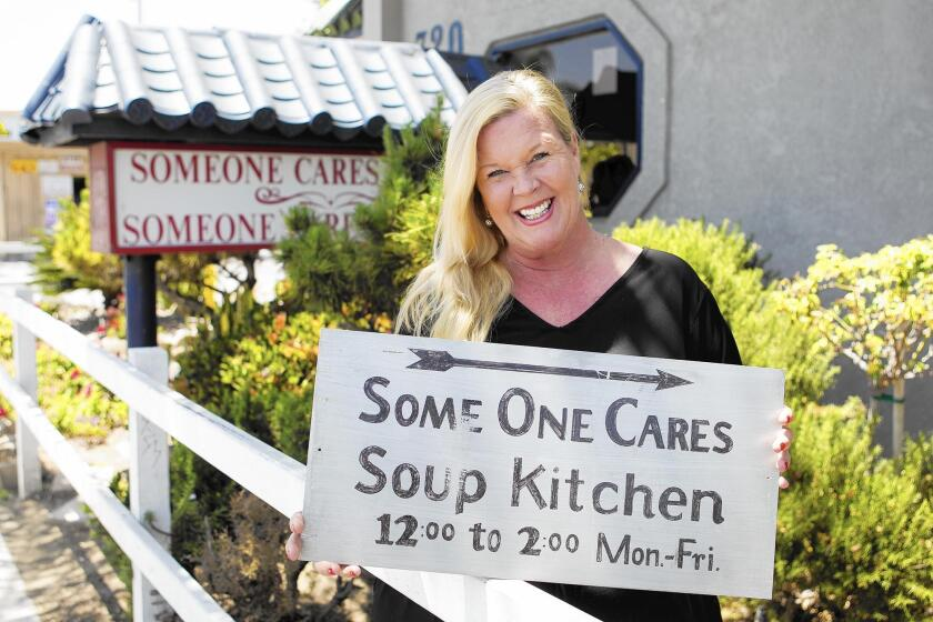 Costa Mesa soup kitchen celebrates 30 years of caring - Los ...
