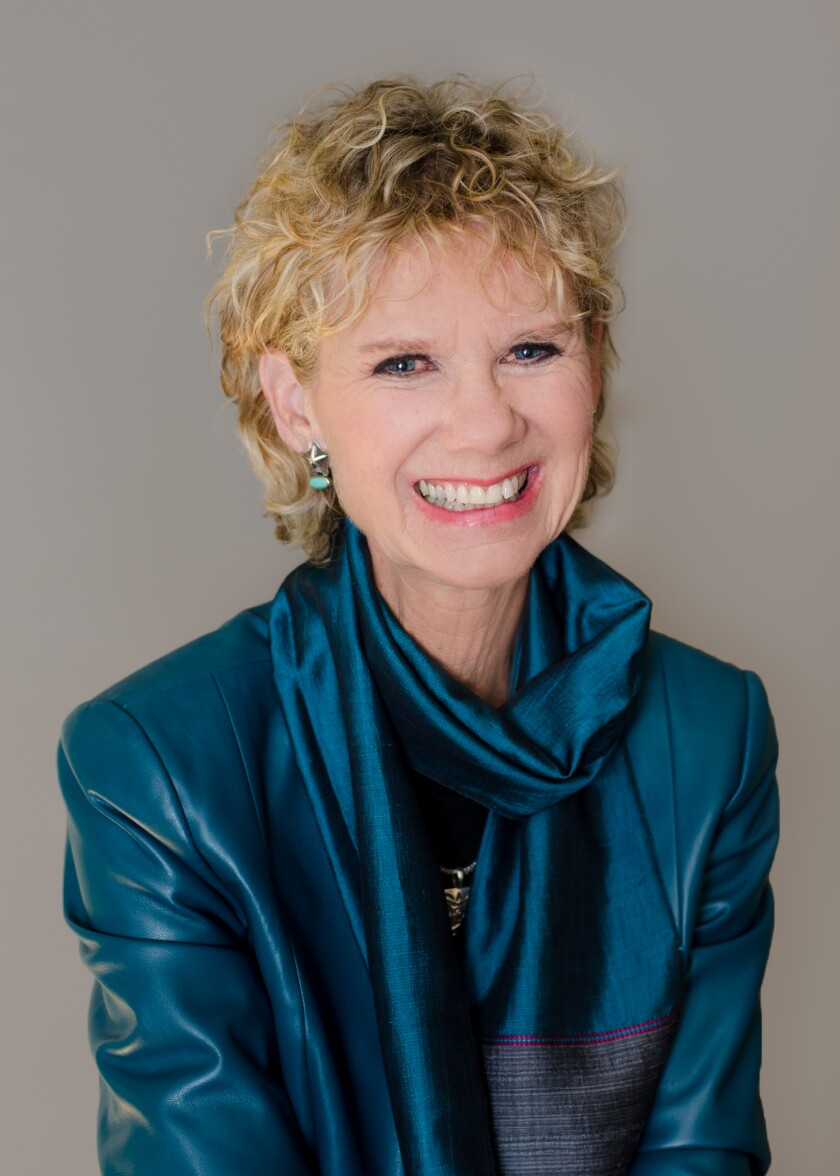 Author, columnist and personal finance expert Kerry Hannon.