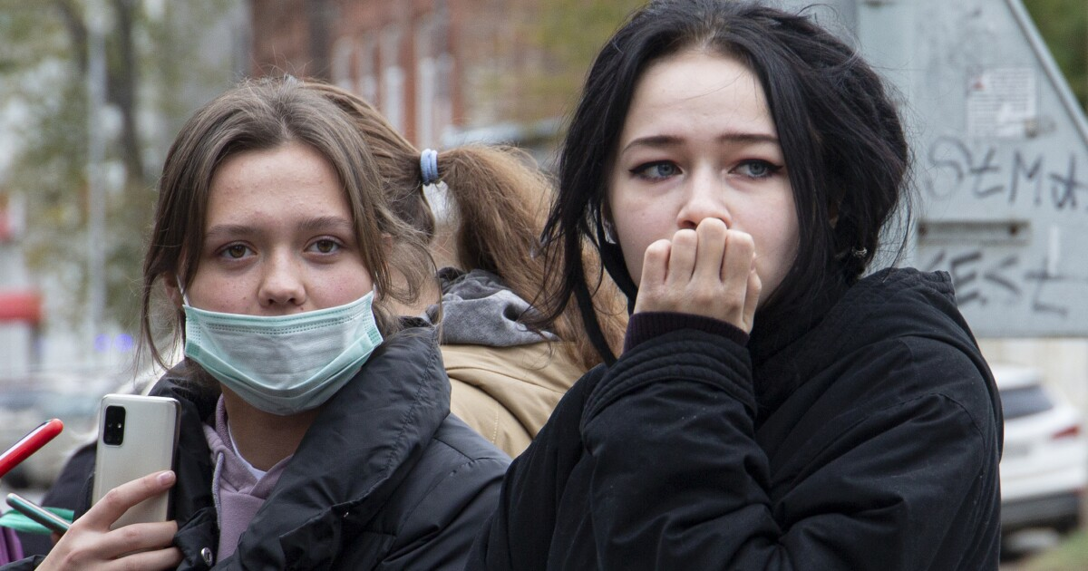 Shooting at Russian university leaves 8 dead, 28 injured
