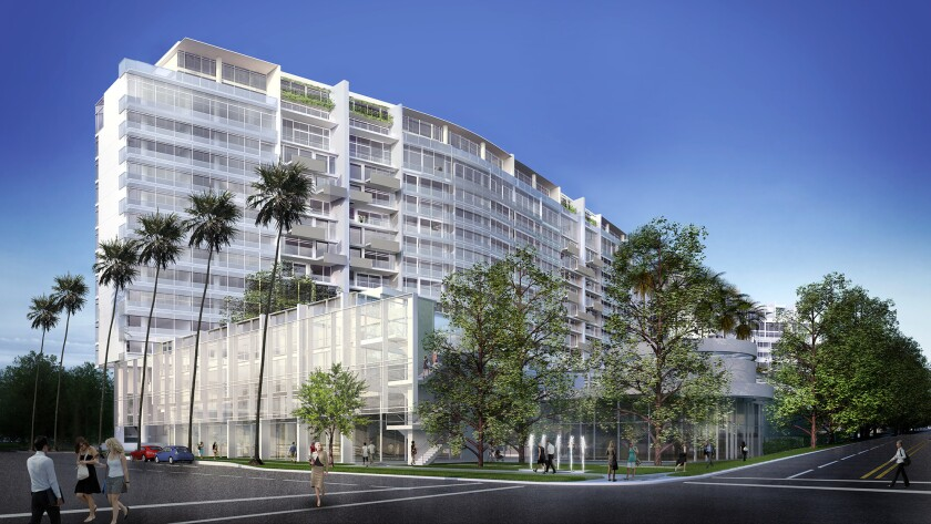 Rendering: Joint Treasure International, a Hong Kong-based private equity firm, purchased the 8-acre