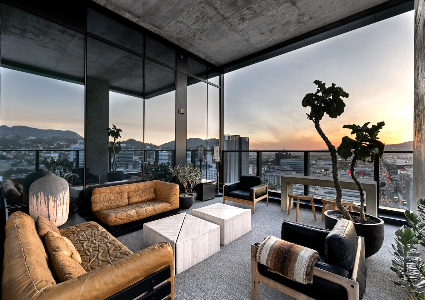 Home of the Week | A Columbia Square penthouse dressed to the nines