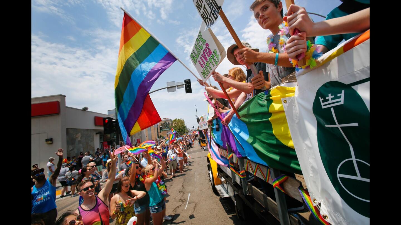 San Diego Pride Parade 2017