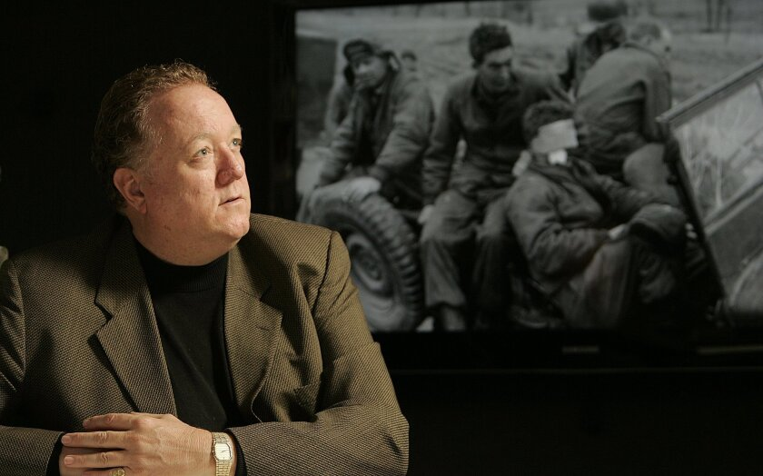 Glenn Palmedo-Smith's documentary about a little-known Korean War battle is being aired locally and around the country on Memorial Day.