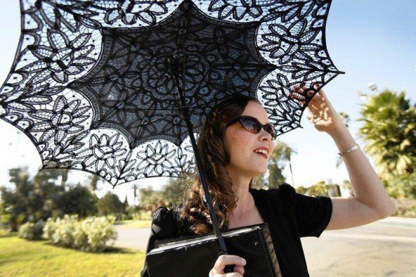 Cemetery tour guide loves her dead-end job