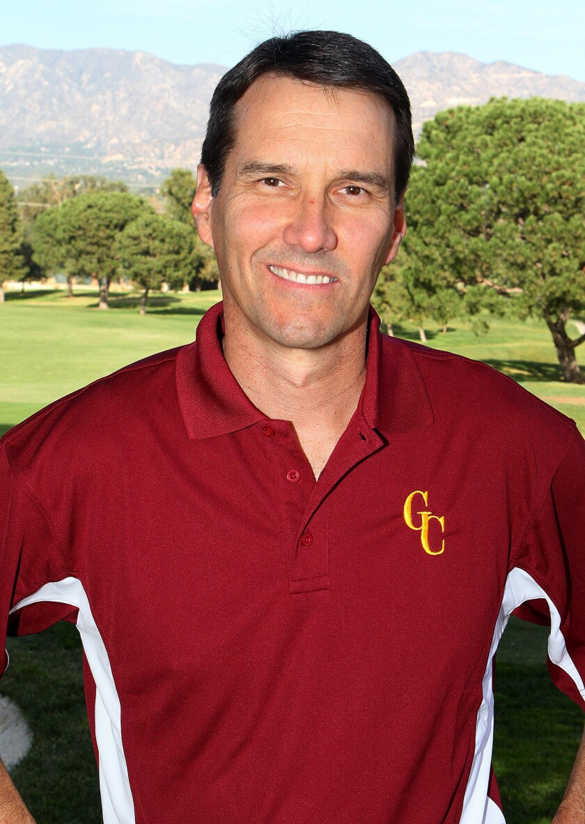 New coach, high expectations for Glendale college men's golf