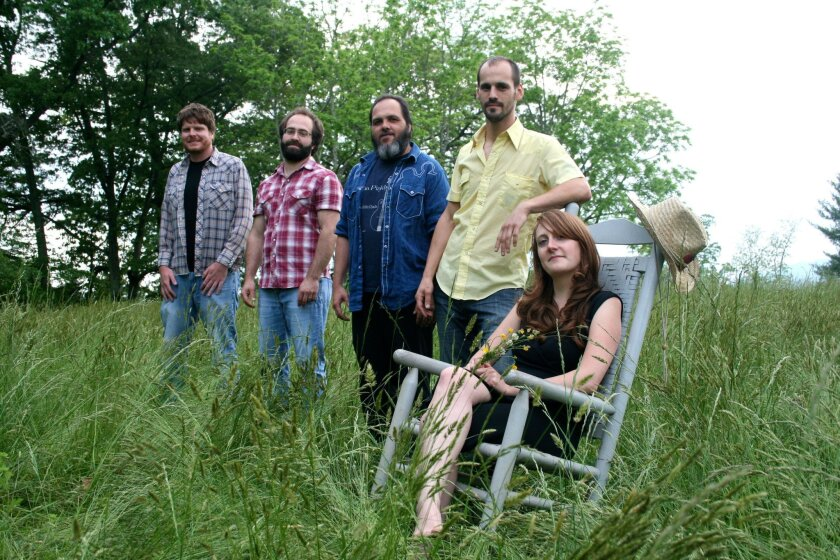 """MUSIC_Band """"the Honeycutters"""" Photo/Eliza Belle Rosbach"""