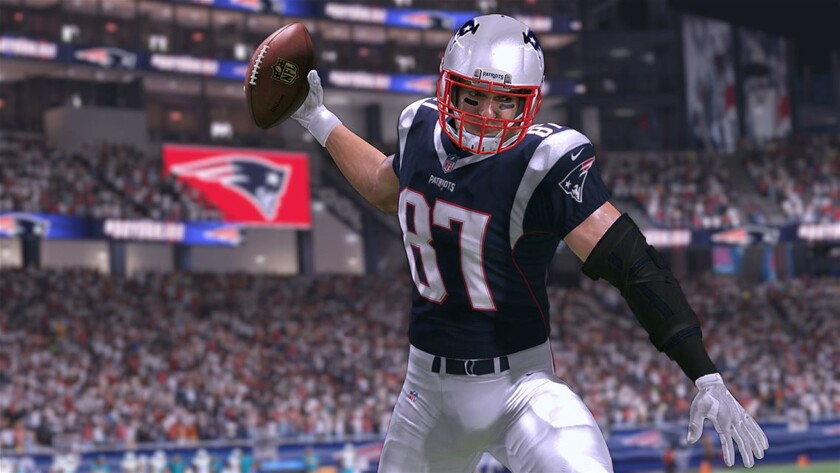 """Actors who work on video games such as """"Madden NFL 17"""" are fighting for more pay and better safety standards."""