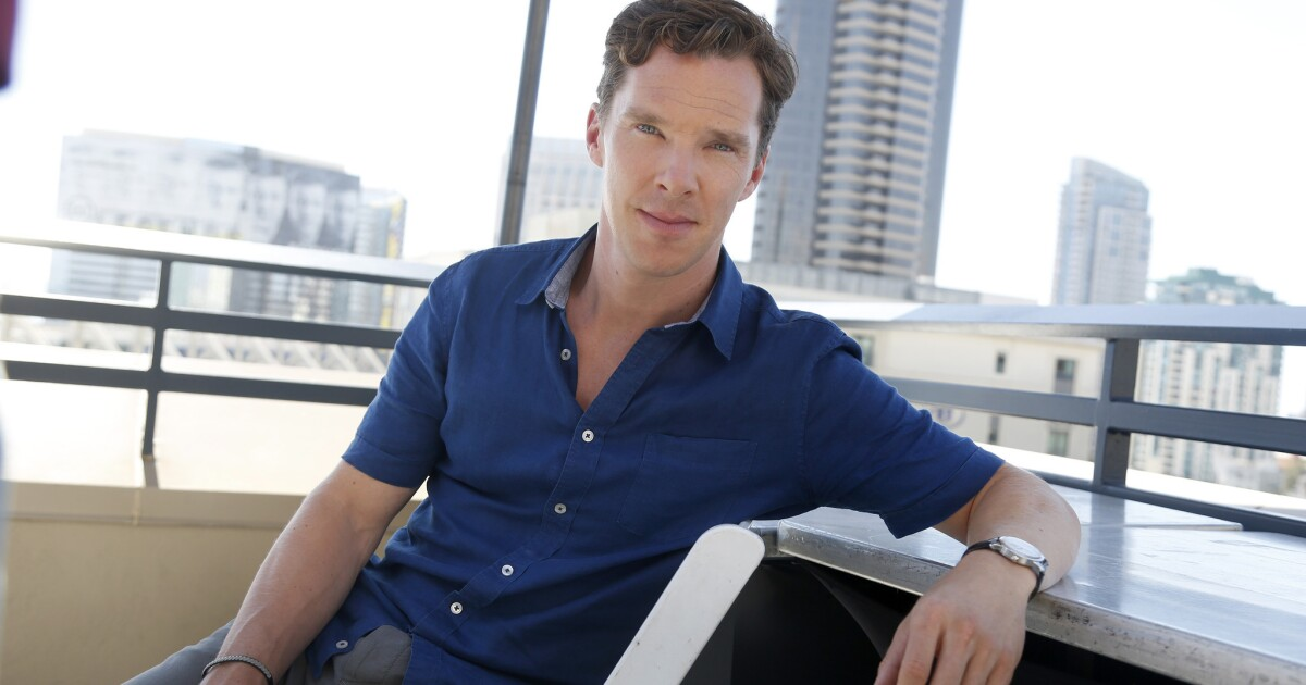 Q&A: Benedict Cumberbatch, the thinking man's alpha wolf