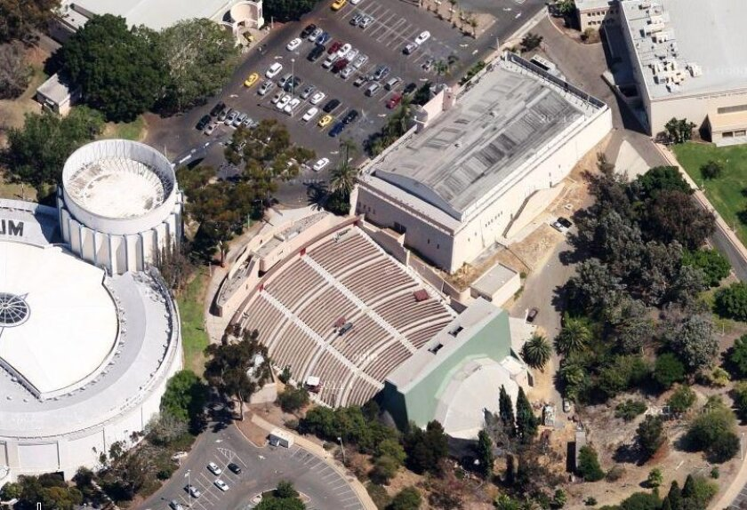 Starlight Bowl, built for the 1935-36 California Pacific International Exposition, needs $8 million in repairs before it can reopen.