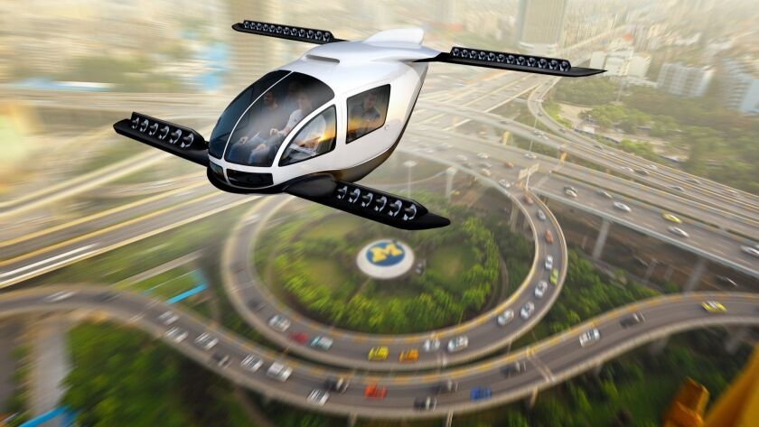 how flying cars could help in the fight against climate change los angeles times how flying cars could help in the fight