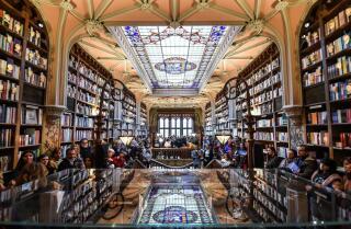 Lello, la librería que consiguió salvarse de los fans de Potter