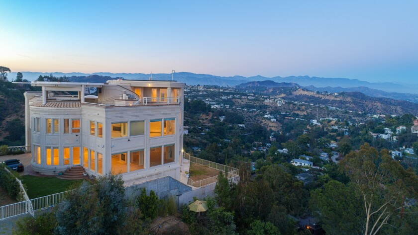 Supervillain lair in Hollywood Hills West | Hot Property