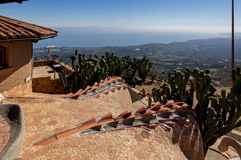Home of the Week | An elemental experience in Montecito