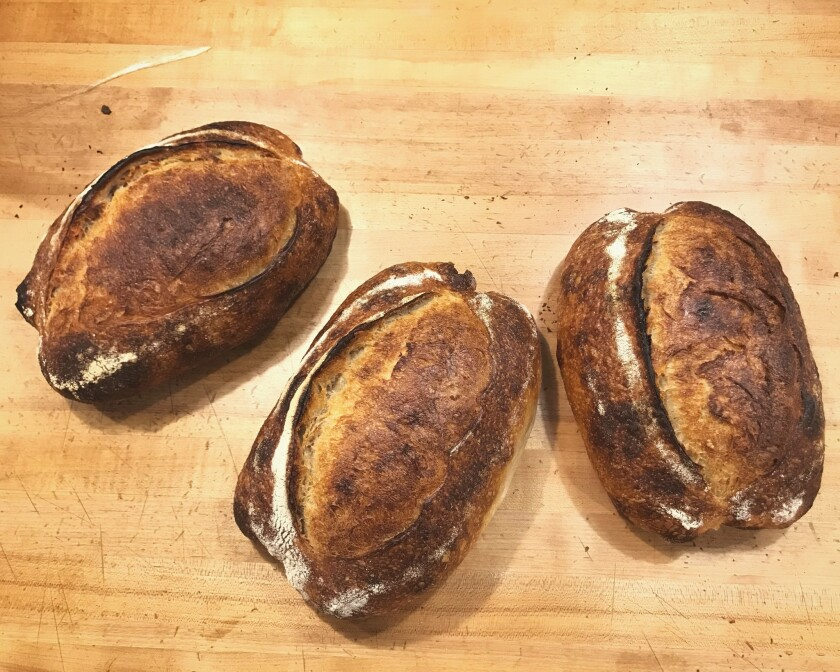 Wayfarer Bread & Pastry will serve its bread to guests at the shop and sell to wholesale clients such as Charles + Dinorah.
