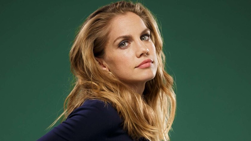 """""""Veep"""" Emmy nominee Anna Chlumsky is now a mother of two girls."""