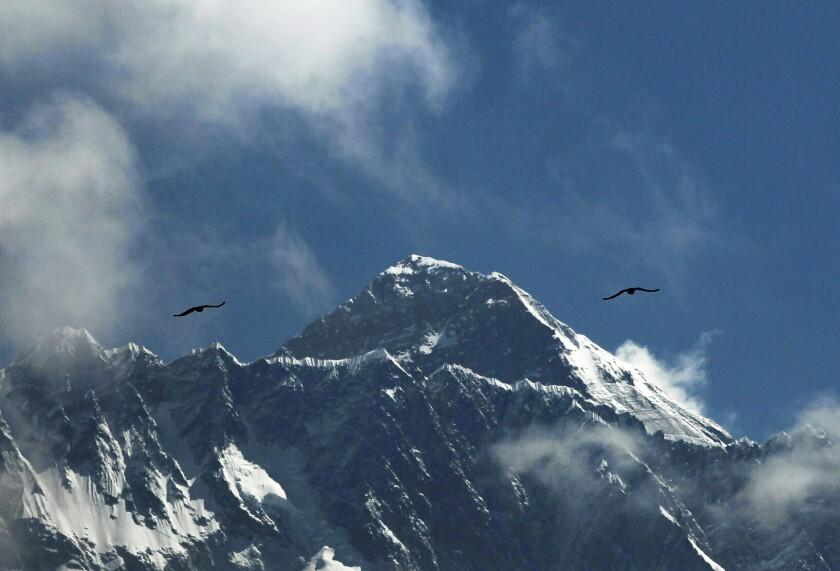 Nepal Winter Everest