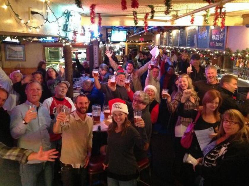 Holiday Fundraiser: Ocean Beach Town Council will host its annual auction to raise money for the OB Holiday Food & Toy Drive that brightens the holidays for 80 underprivileged families in town, Thursday, Dec. 4, 2018 at Sunshine Company Saloon, 5028 Newport Ave.
