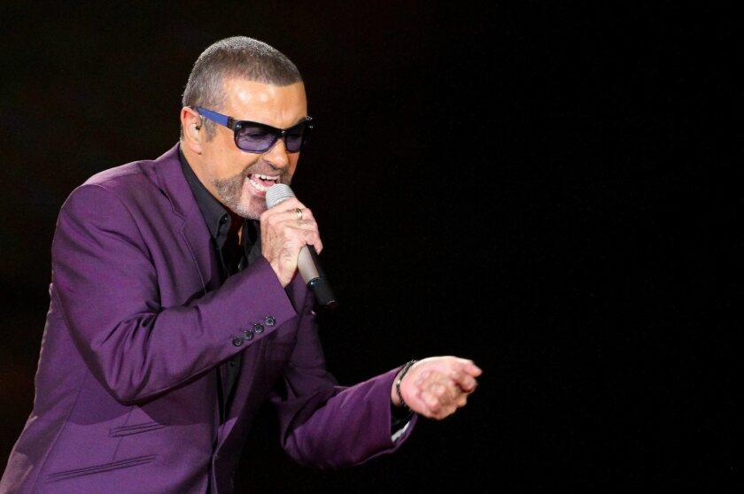 George Michael passed away at 53