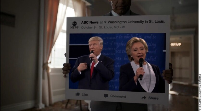 En el mundo, los temas políticos dominaron la atención de los usuarios, pues la carrera de Trump y Clinton por la Casa Blanca fue lo más popular del año, seguido por temas de política brasileña.