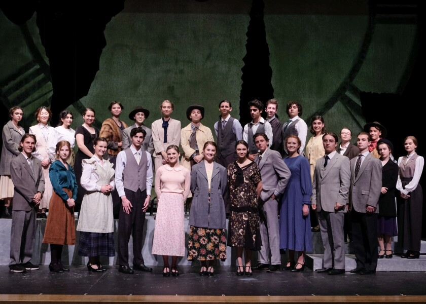 Cast of Radium Girls