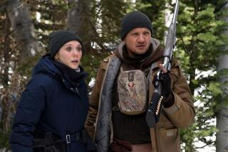 'Wind River' movie review by Kenneth Turan