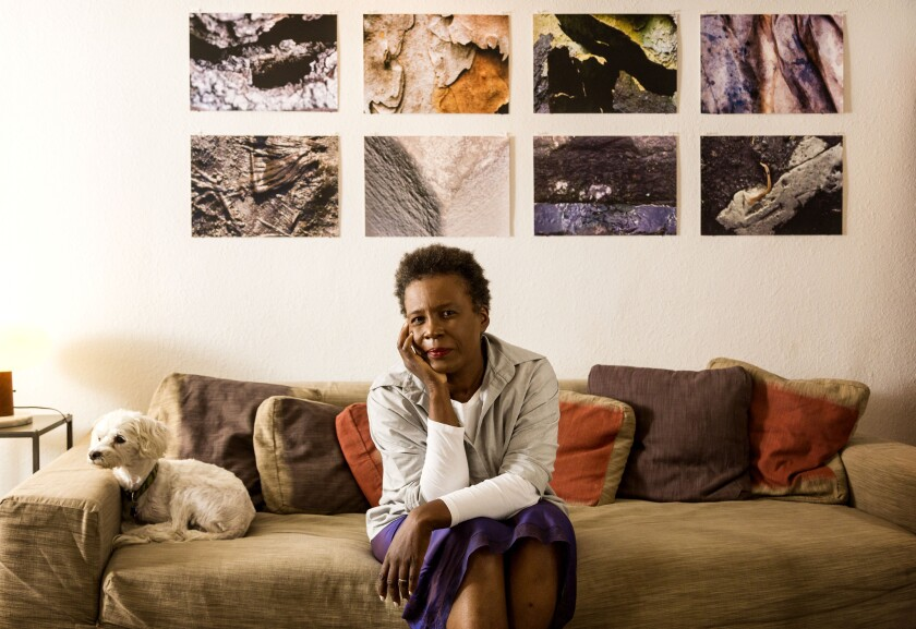 "Claudia Rankine, author of ""Citizen."""