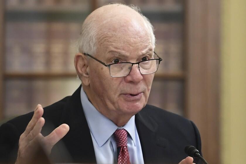 Sen. Benjamin L. Cardin, the top Democrat on the Small Business Committee