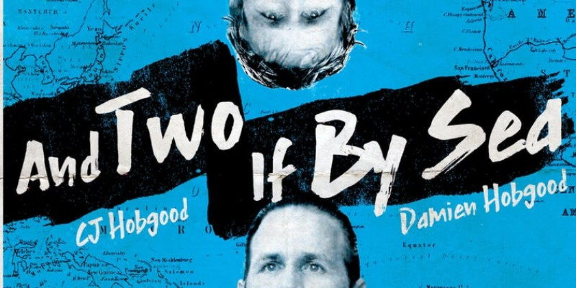"""And Two If By Sea,"" a documentary about twin surfers CJ and Damien Hobgood premieres on San Diego on April 19."