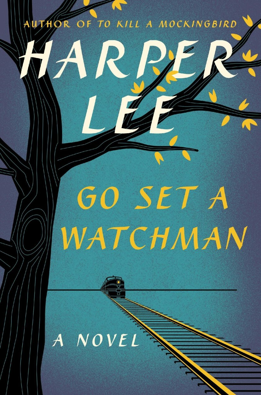 """This book cover released by Harper shows """"Go Set A Watchman,"""" a follow-up to Harper Lee's """"To Kill A Mockingbird."""" Lee died Friday, Feb. 19, 2016, according to her publisher, Harper Collins. She was 89. (AP Photo/Harper)"""