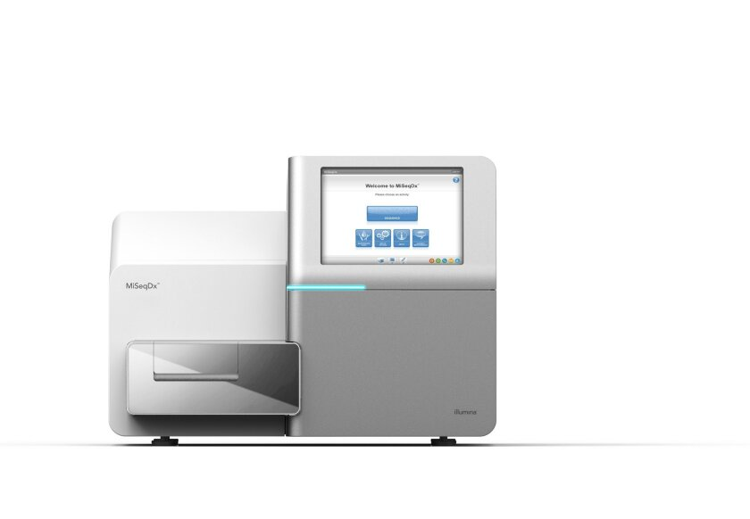 Illumina scores medical sequencing breakthrough - The San