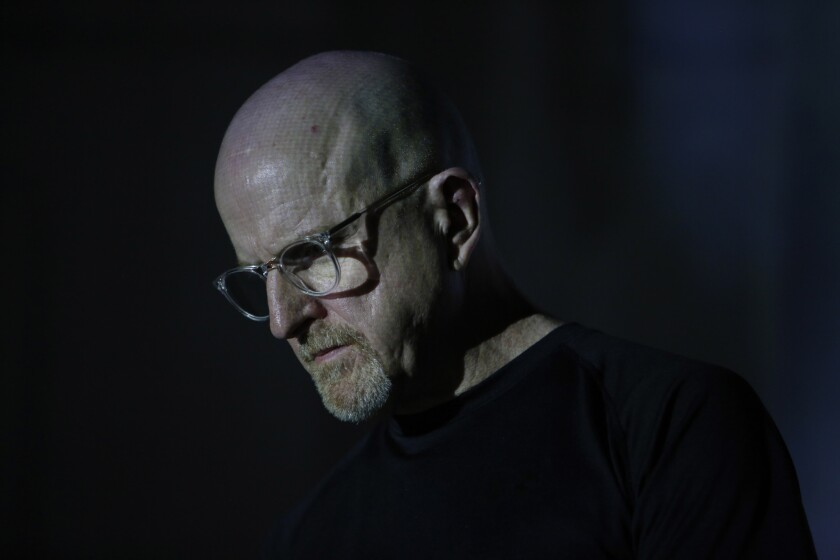 Lustmord, the moniker of the artist born Brian Williams, makes his Los Angeles debut on March 21 at the Masonic Lodge at Hollywood Forever.