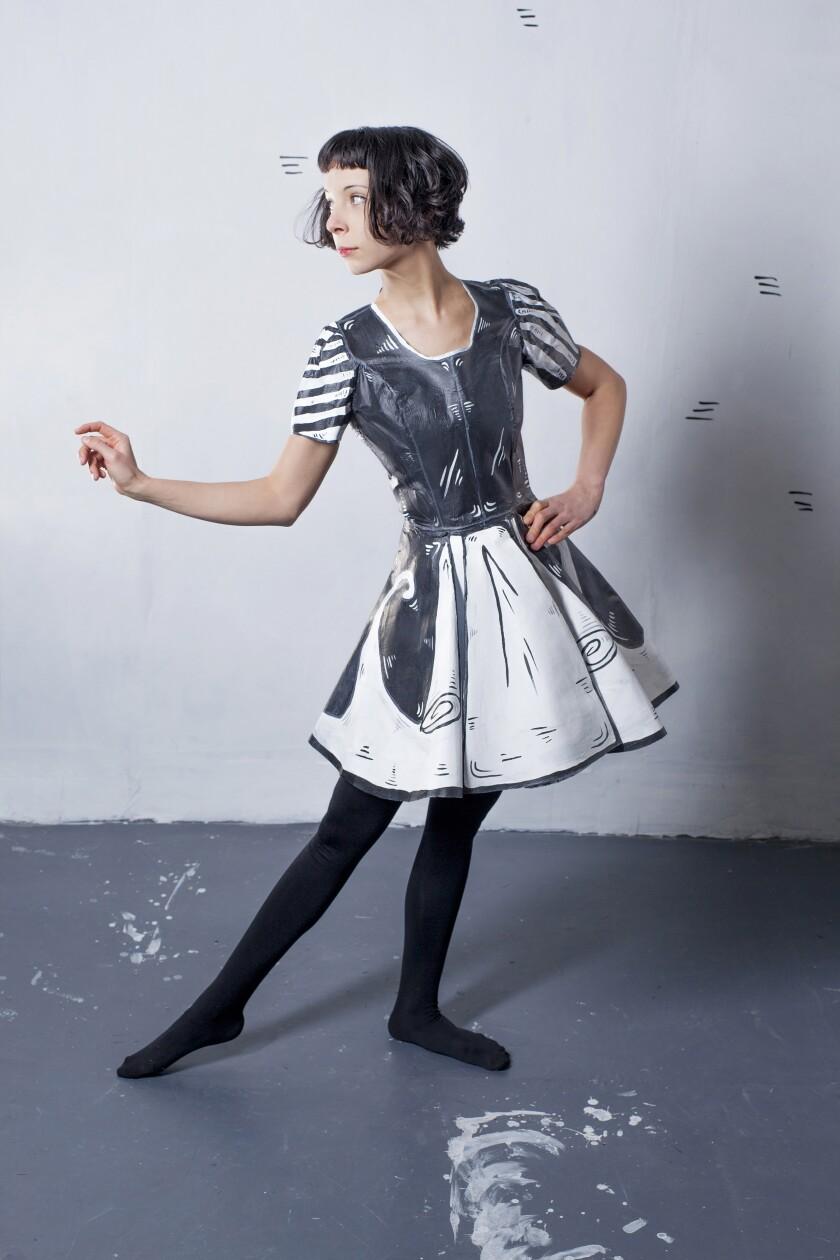 Dosshaus_Le Bal Dress De Chirico