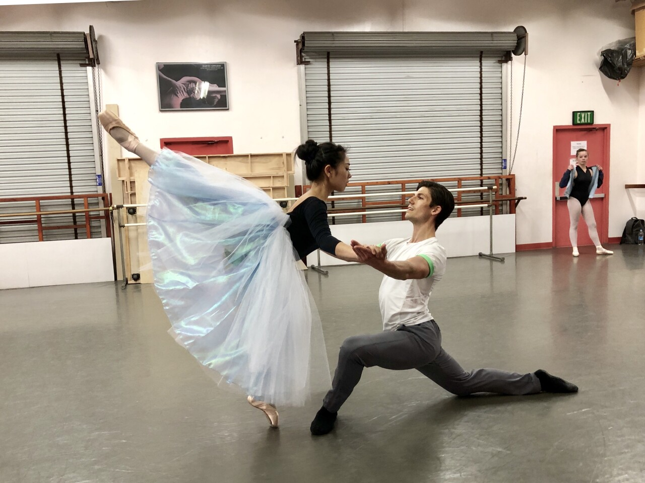 """Southern California Ballet's """"Cinderella,"""" with David Ward as The Prince, premieres April 6 and 7 at the Poway Center for the Performing Arts."""