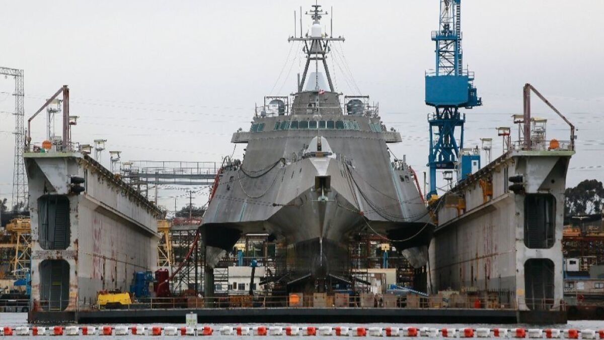 General Dynamics-NASSCO looking to hire up to 1,000 shipbuilders