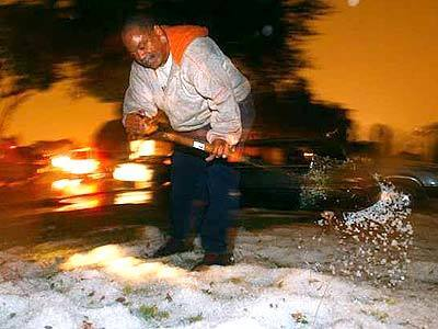 Watts hail
