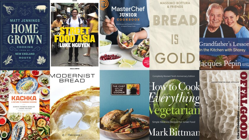 Gift guide cook books