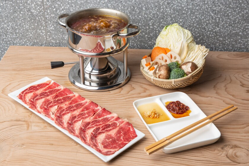 Sichuan hot pot restaurant Mala Town comes to Sawtelle