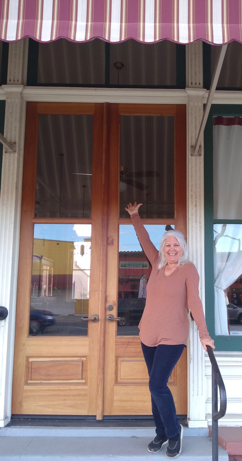Ramona resident Jill Bacorn will lead the Aging Creatively dance workshop at Ramona Town Hall starting Thursday, April 15.