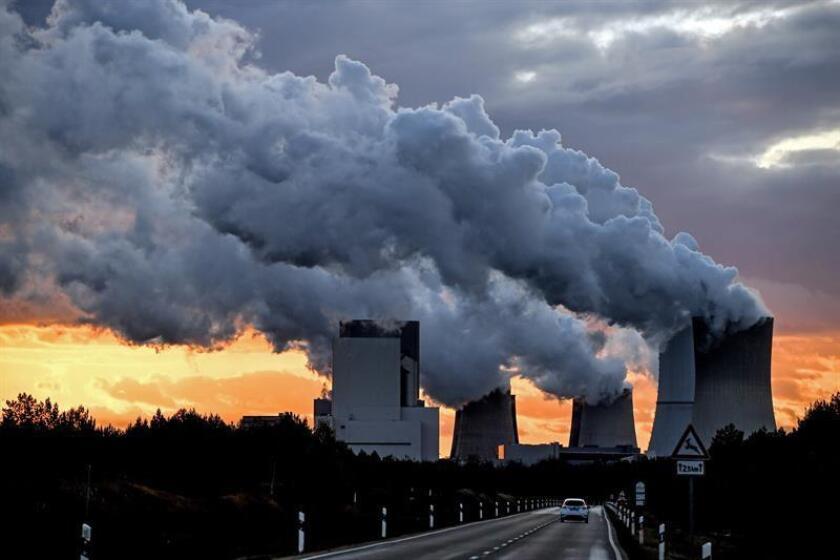 Las emisiones anuales de gases de efecto invernadero de todos los vehículos del país podrían ser absorbidas por bosques, humedales y tierras agrícolas, eliminando una quinta parte de toda esa contaminación, según un estudio publicado hoy en la revista especializada Science Advances. EFE/ARCHIVO
