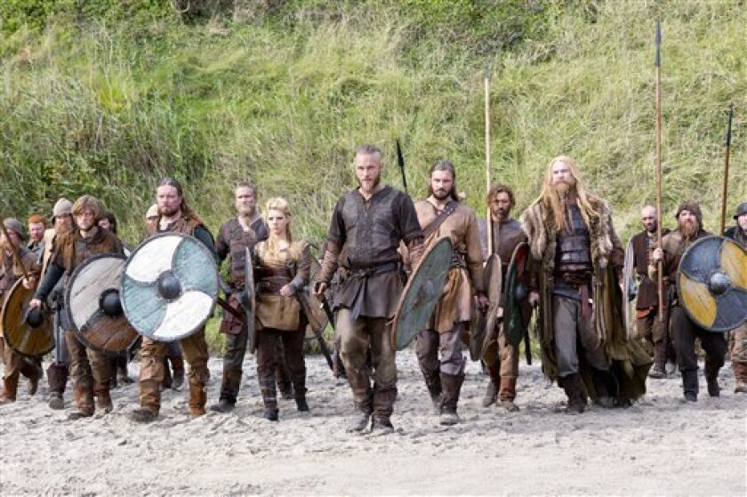 """Vikings"" on History"
