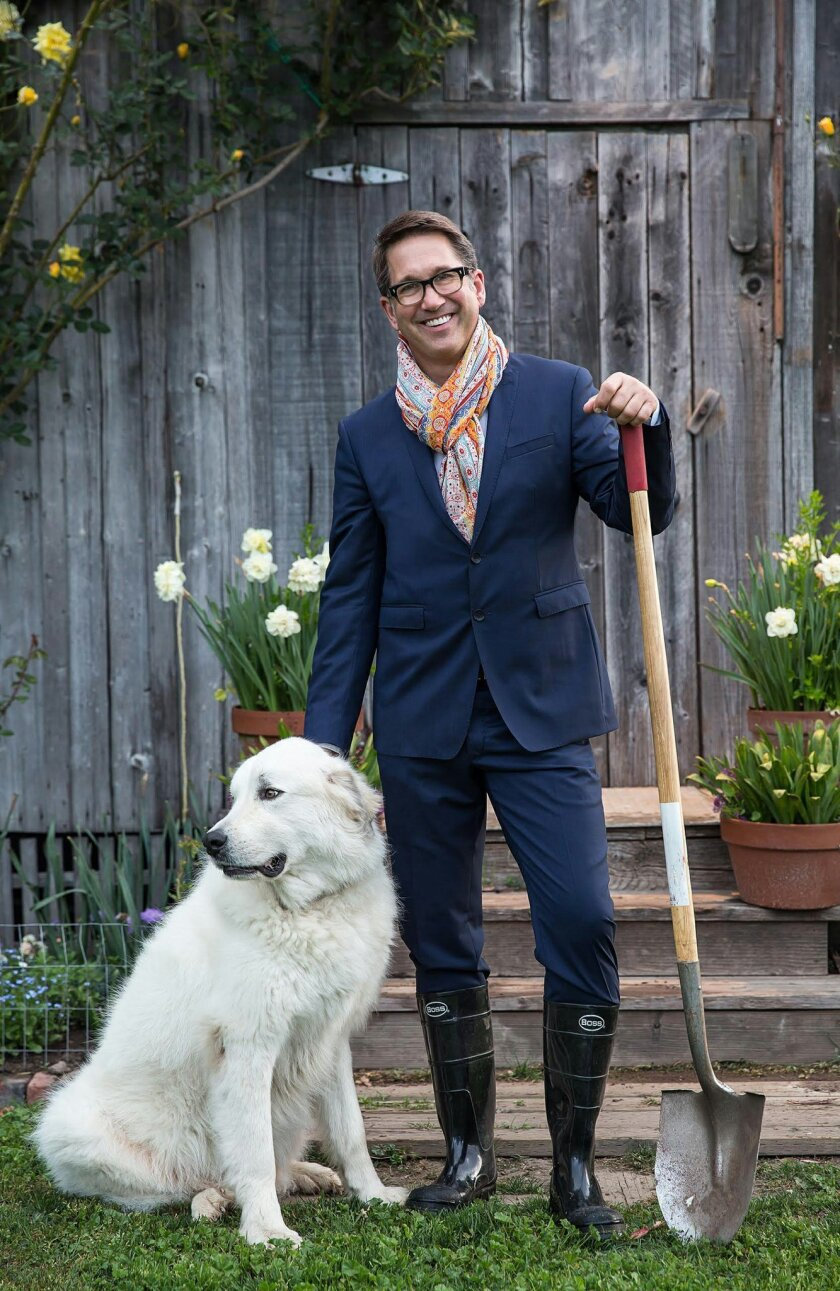 HGTV spokesman and interior designer Doug Dolezal presents three lectures at the RSF Community Center this fall. Courtesy photo