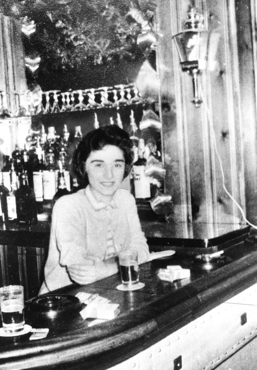 Kitty Genovese was stalked and killed in Queens, N.Y., in 1964.