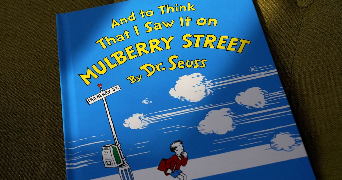 www.latimes.com: 6 Dr. Seuss books will no longer be published due to insensitive images