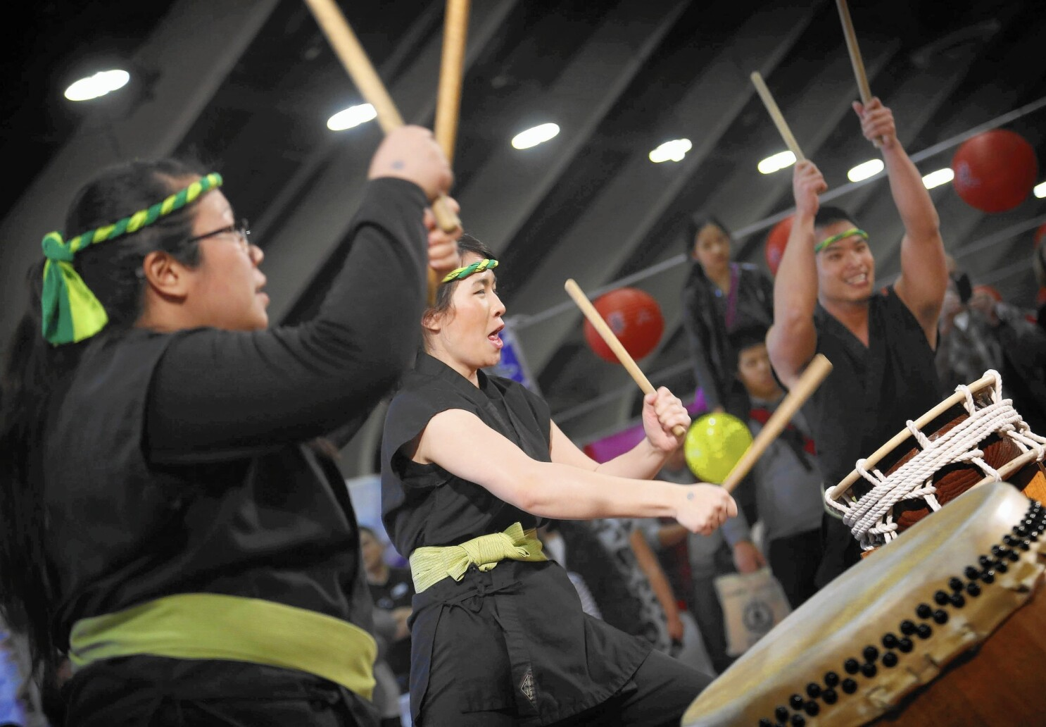 Why thousands flocked to Pomona Fairplex's 'Asian version of a