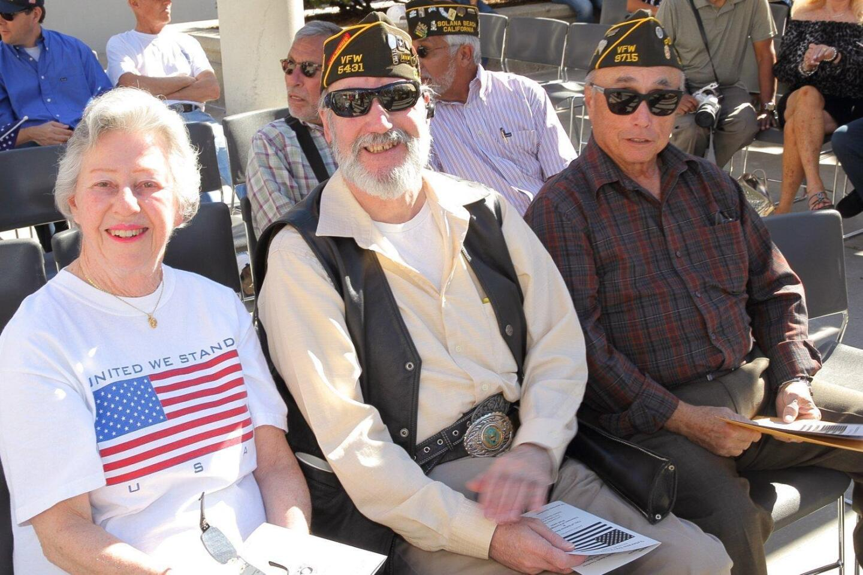 City of Solana Beach hosts Veterans Day public ceremony