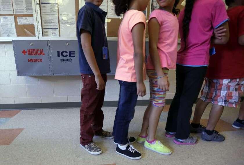 Alarma abuso sexual de niños en centros de detención para indocumentados