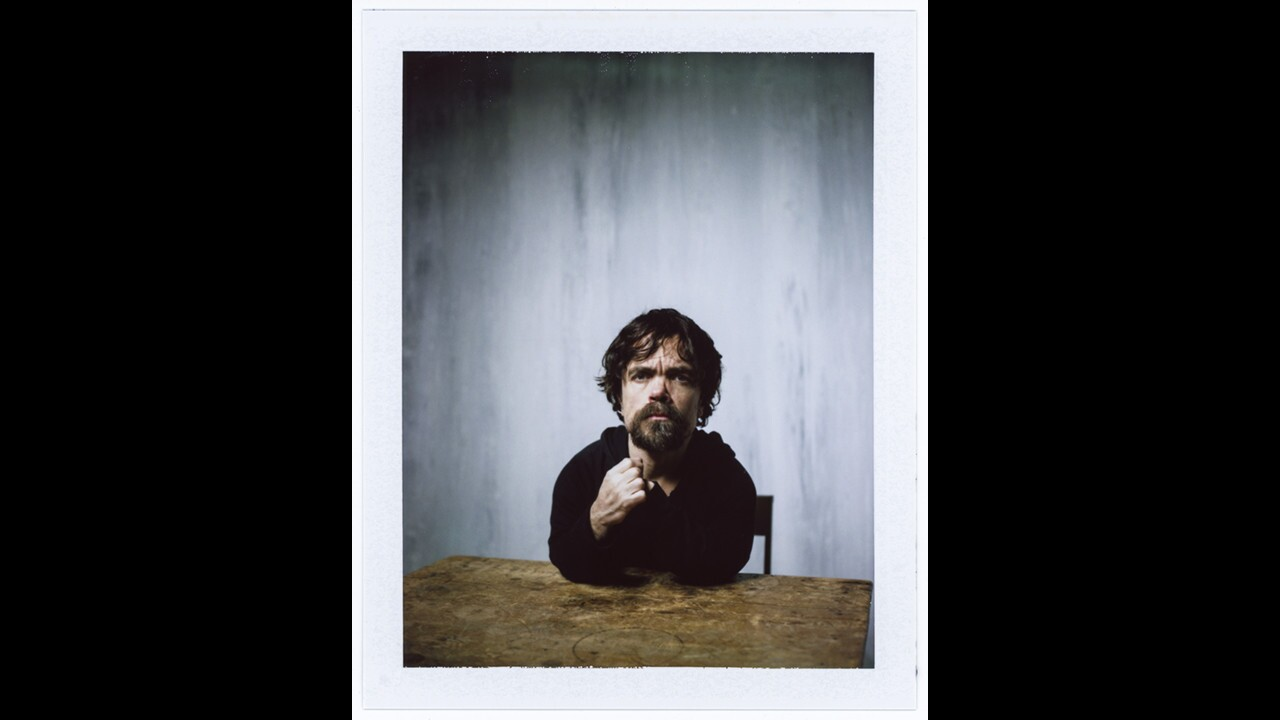 "Actor Peter Dinklage of the film ""Rememory."""