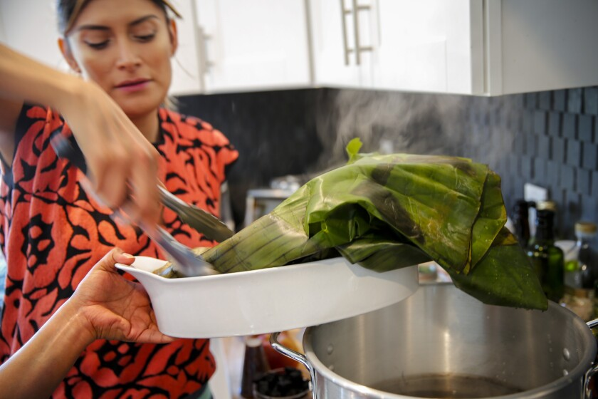 "Restaurant owner Bricia Lopez is the coauthor of ""Oaxaca: Home Cooking From the Heart of Mexico."""