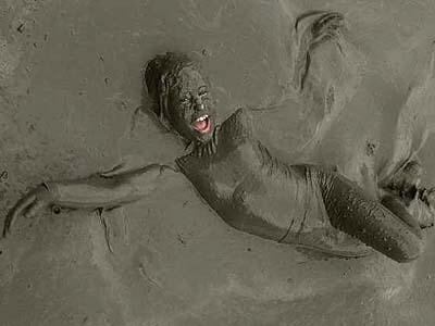 Mud Swimmer