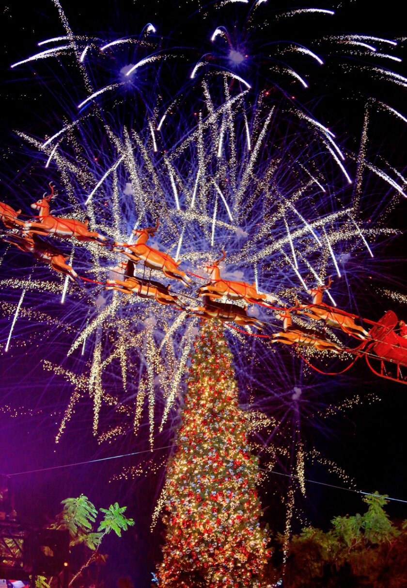 A California Christmas at the Grove Presented by Citi